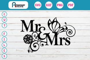 Mr and Mrs  Graphic Crafts By Pinoyartkreatib