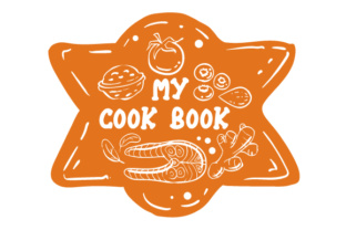 My Cook Book Craft Design By Creative Fabrica Crafts
