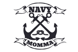 Navy Momma Craft Design By Creative Fabrica Crafts