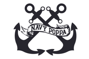 Navy Poppa Craft Design By Creative Fabrica Crafts
