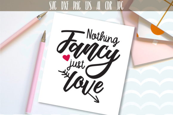 Download Free Noting Fancy Just Love Svg Graphic By Vector City Skyline for Cricut Explore, Silhouette and other cutting machines.