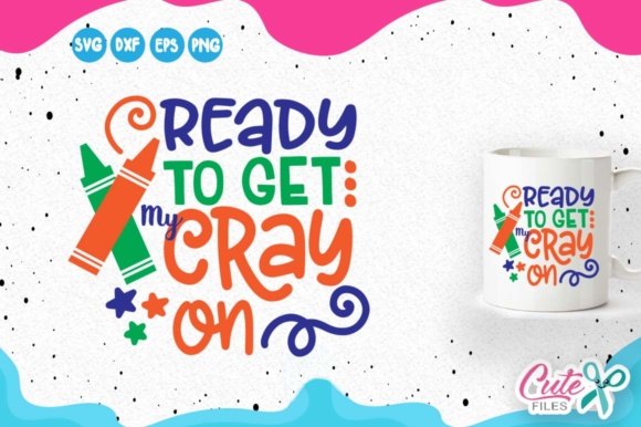 Download Free Ready For Get My Gray On Svg Graphic By Cute Files Creative for Cricut Explore, Silhouette and other cutting machines.