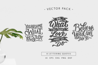 Motivational Quotes SVG Bundle Graphic By Weape Design