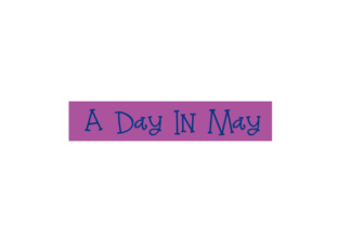 Scrapbooking Quote: a Day in May Craft Design By Creative Fabrica Crafts