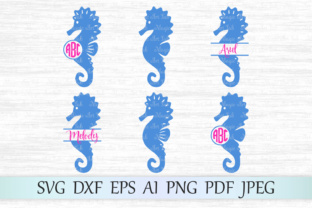 Download Free Sea Horse Graphic By Magicartlab Creative Fabrica for Cricut Explore, Silhouette and other cutting machines.