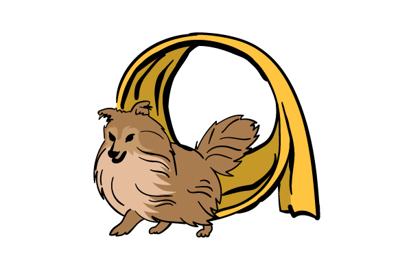 Download Free Sheltie Dog Doing Agility Training Svg Cut File By Creative for Cricut Explore, Silhouette and other cutting machines.