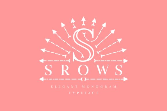 Print on Demand: Srows Display Font By Situjuh