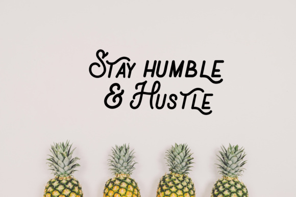 Download Free Stay Humble And Hustle Svg Graphic By Missseasonsvinylcuts for Cricut Explore, Silhouette and other cutting machines.
