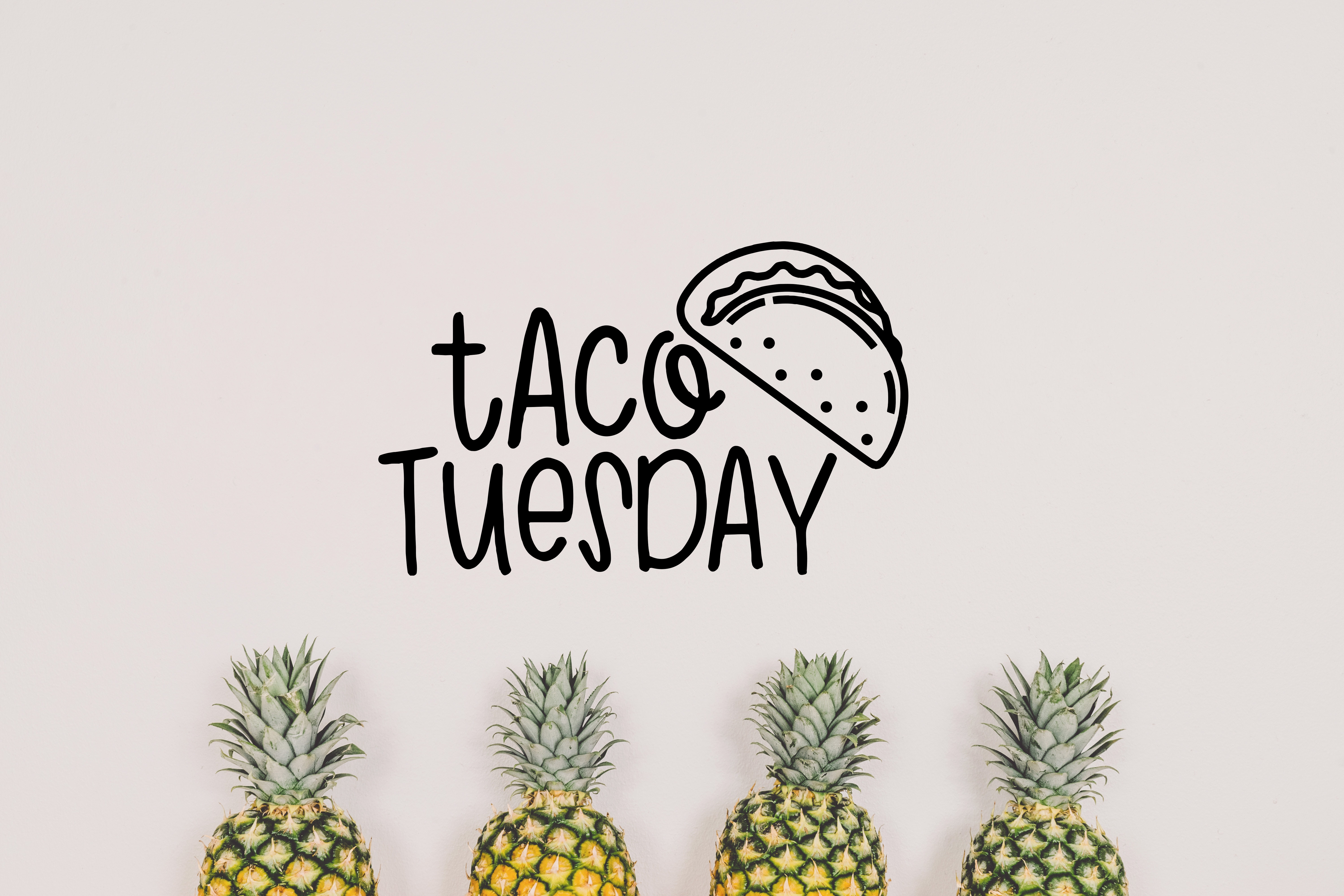 Download Free Taco Tuesday Svg Grafico Por Missseasonsvinylcuts Creative Fabrica SVG Cut Files