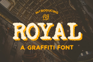 The Royal Display Font By Creative Fabrica Freebies