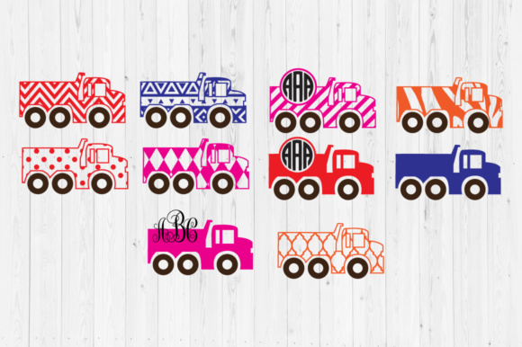 Truck Files Graphic Crafts By Cutperfectstudio