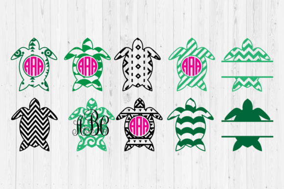 Download Free Turtle 1 Svg Cut Files Graphic By Cutperfectstudio Creative for Cricut Explore, Silhouette and other cutting machines.