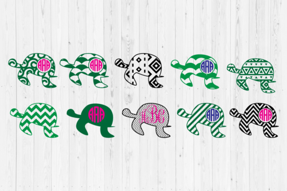 Download Free Turtle 2 Cut Files Graphic By Cutperfectstudio Creative Fabrica for Cricut Explore, Silhouette and other cutting machines.