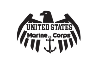 United States Marine Corps Military Craft Cut File By Creative Fabrica Crafts