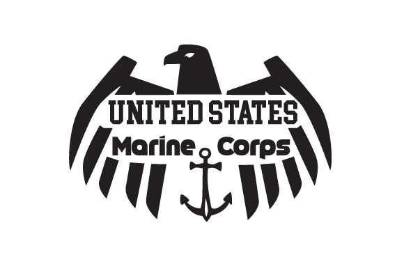 Download Free United States Marine Corps Svg Cut File By Creative Fabrica for Cricut Explore, Silhouette and other cutting machines.