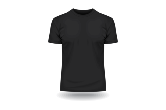 Vector T Shirt Template Mockup Graphic By Pedro Alexandre Teixeira