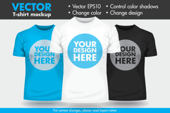 Download Free Vector T Shirt Fashion Mockup Graphic By Pedro Alexandre for Cricut Explore, Silhouette and other cutting machines.