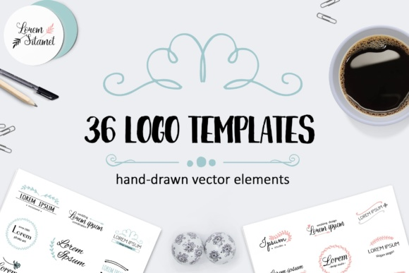 Versatile Logo Templates Graphic By switzershop
