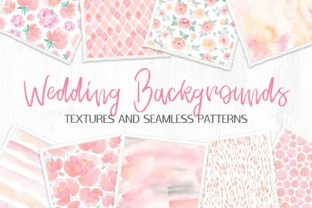 Download Free Wedding Backgrounds Textures And Patterns Graphic By for Cricut Explore, Silhouette and other cutting machines.