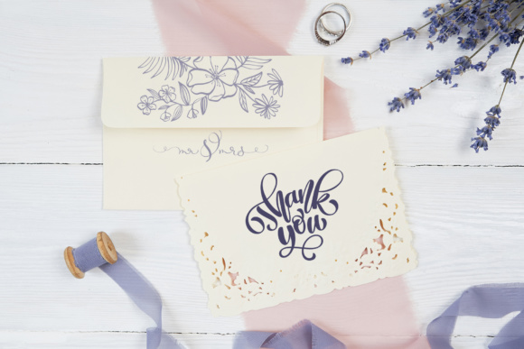 Wedding Vector Calligraphy Graphic Objects By Happy Letters - Image 8