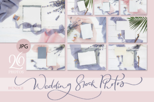 Wedding Stock Photo Bundle Graphic Holidays By Happy Letters