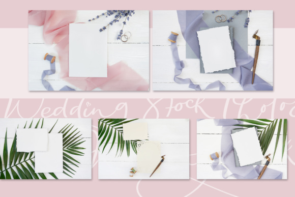 Wedding Stock Photo Bundle Graphic Holidays By Happy Letters - Image 6