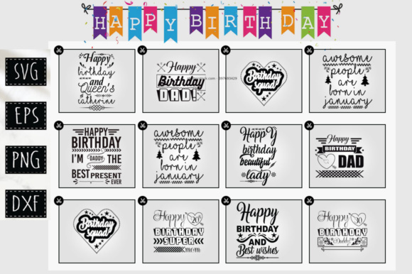 Sassy Design Bundle Graphic By Designfarm Creative Fabrica