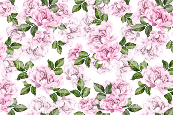 16 Watercolor Pattern Graphic Patterns By Knopazyzy - Image 2