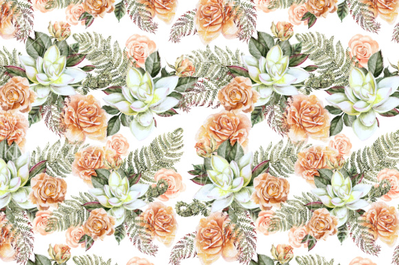 16 Watercolor Pattern Graphic Patterns By Knopazyzy - Image 11