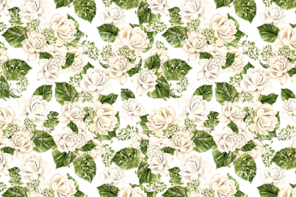 16 Watercolor Pattern Graphic Patterns By Knopazyzy - Image 12