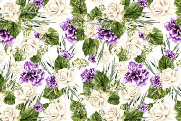 16 Watercolor Pattern Graphic Patterns By Knopazyzy - Image 13