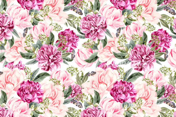 16 Watercolor Pattern Graphic Patterns By Knopazyzy - Image 14