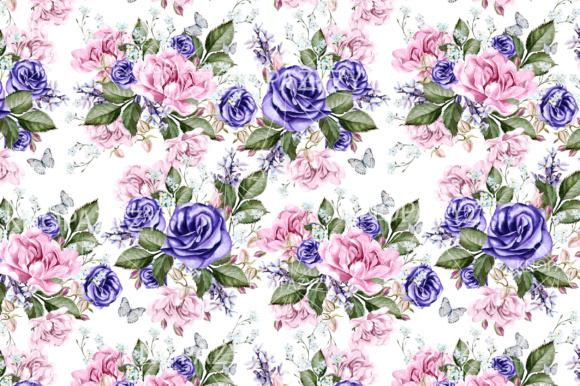 16 Watercolor Pattern Graphic Patterns By Knopazyzy - Image 15