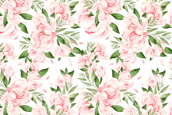 16 Watercolor Pattern Graphic Patterns By Knopazyzy - Image 16