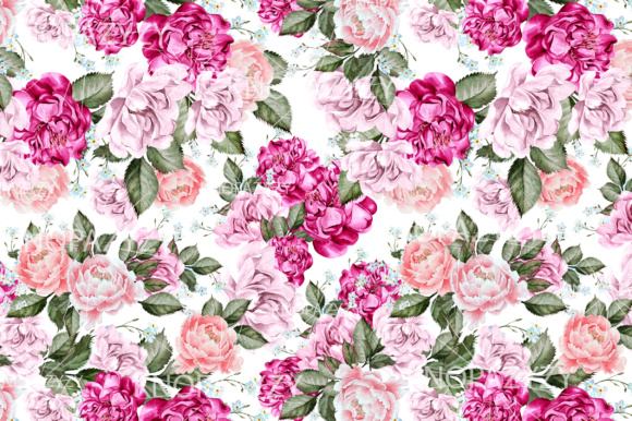 16 Watercolor Pattern Graphic Patterns By Knopazyzy - Image 6