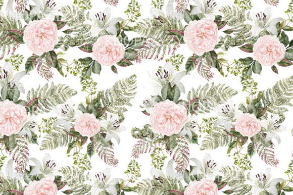 16 Watercolor Pattern Graphic Patterns By Knopazyzy - Image 10