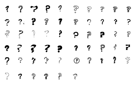 Print on Demand: 380 Symbols and Punctuation Marks Featuring ? % ! $ & @ £ # Graphic Icons By GraphicsBam Fonts