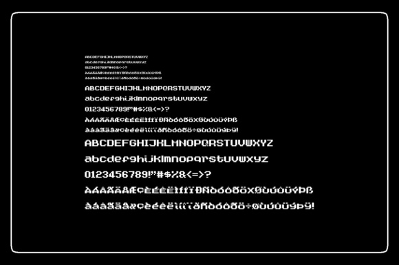 Print on Demand: A Goblin Appears! Display Font By Chequered Ink - Image 2