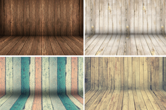Print on Demand: All About Backdrop Graphic Product Mockups By vito12 - Image 2