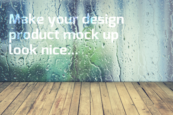 Print on Demand: All About Backdrop Graphic Product Mockups By vito12 - Image 5