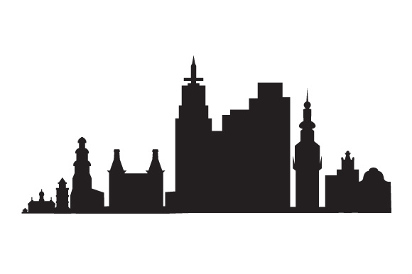 Download Free Amsterdam City Skyline Svg Cut File By Creative Fabrica Crafts for Cricut Explore, Silhouette and other cutting machines.