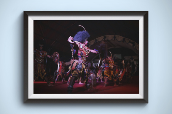 Art of Javanese Dance Graphic Arts & Entertainment By Kerupukart Production