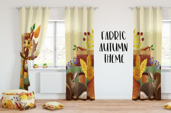 Print on Demand: Autumn Vibes Graphic Objects By Caoca Studios - Image 8