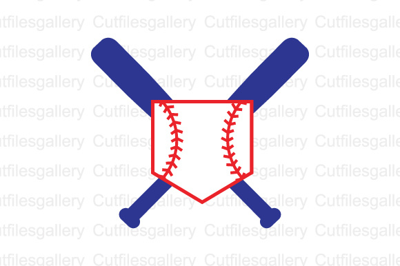 Download Free Baseball Pocket Graphic By Cutfilesgallery Creative Fabrica SVG Cut Files