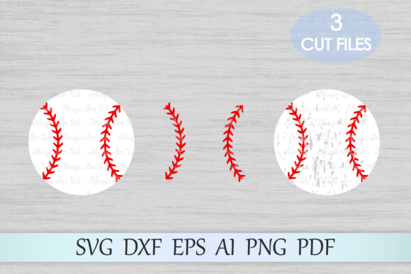 Download Free Baseball Graphic By Magicartlab Creative Fabrica for Cricut Explore, Silhouette and other cutting machines.