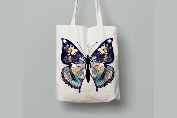 Beautiful Collection From12 High Detailed and Quality Butterflies. Graphic Design