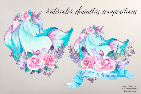 Print on Demand: Believe in Dreams Graphic Illustrations By nicjulia - Image 7