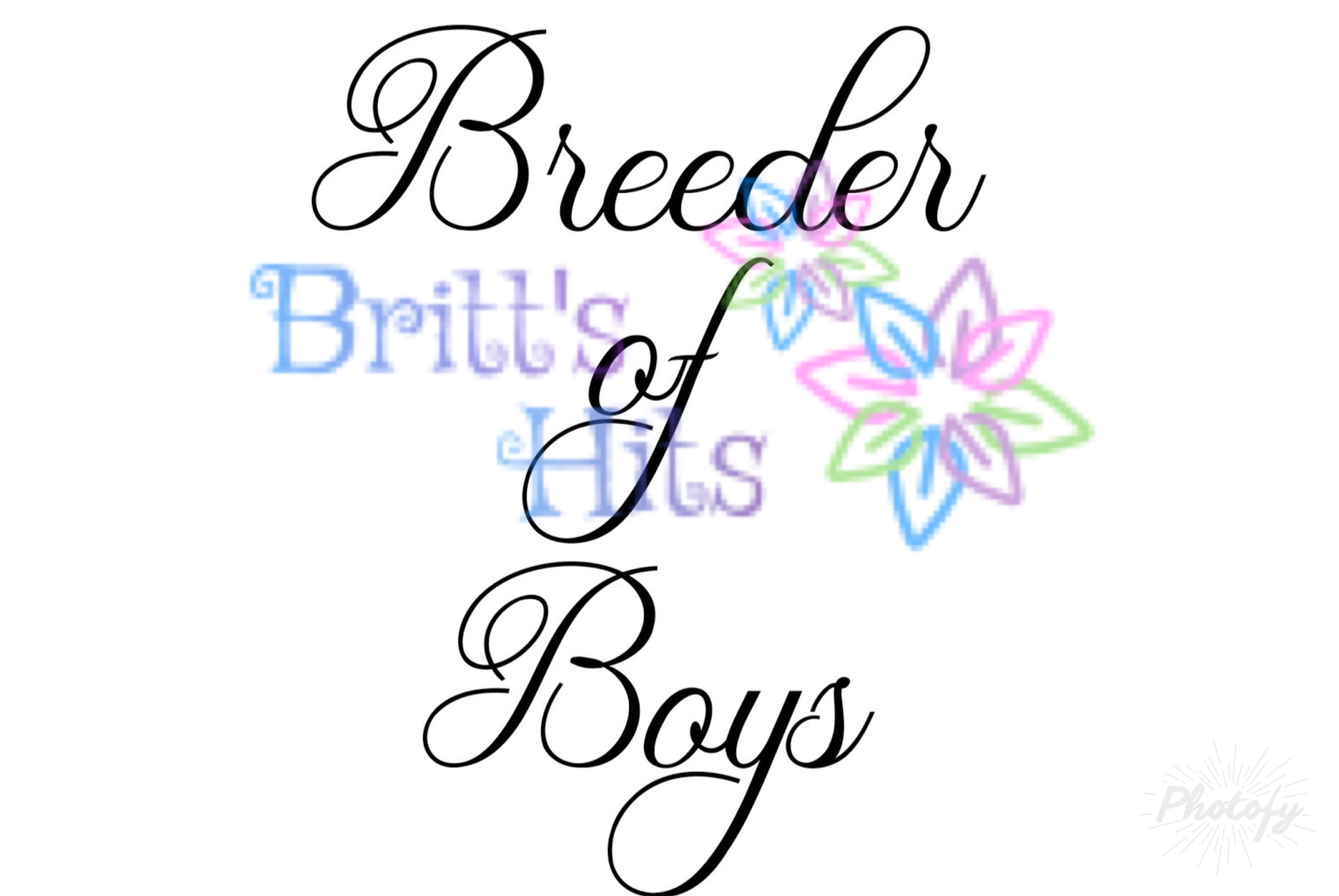 Download Free Breeder Of Boys Svg Boy Mom Svg Mom Of Boys Svg Graphic By for Cricut Explore, Silhouette and other cutting machines.