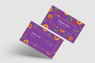 Business Card Graphic By TMint