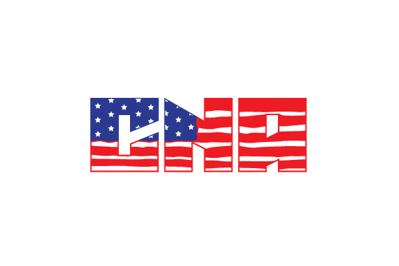 CNA with US Flag Medical Craft Cut File By Creative Fabrica Crafts - Image 1